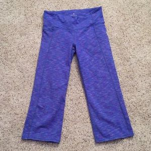 Athleta crop leggings